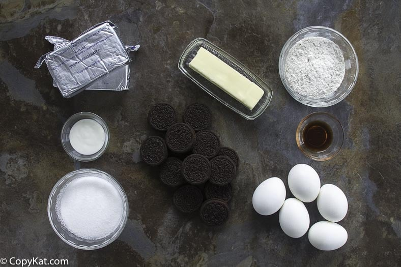 Make this copycat recipe for the Cheesecake Factory Oreo Cheesecake.