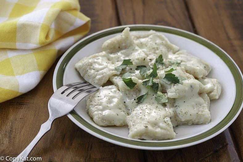 Cracker Barrel Dumplings are so delicious and so easy to make with this copycat recipe.