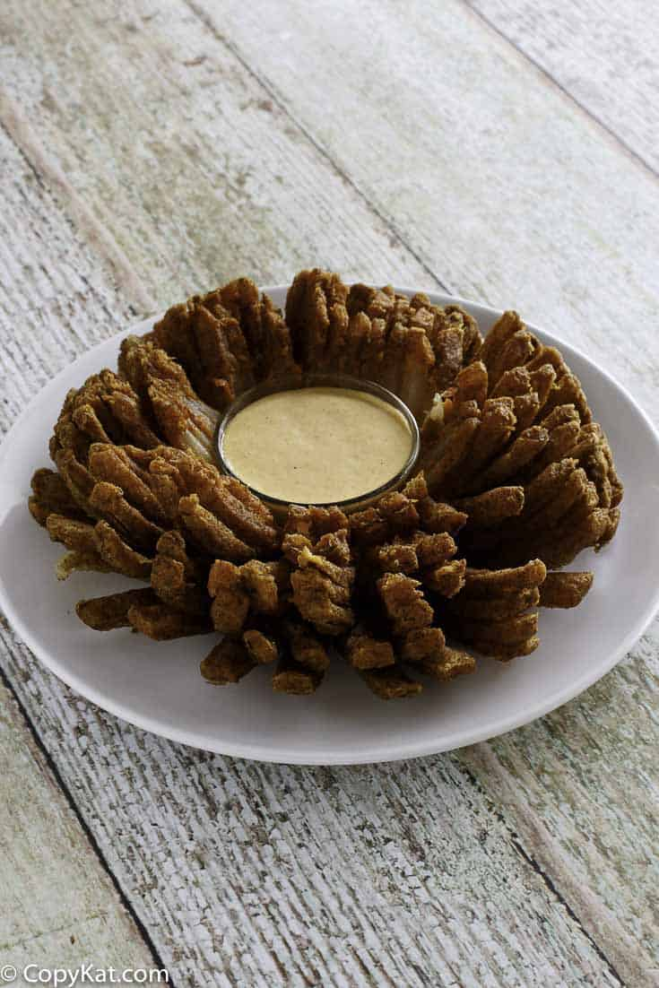 Try making your own Outback Steakhouse Blooming Onion at home with this copycat recipe.