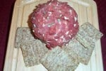 Meaty Cheeseball