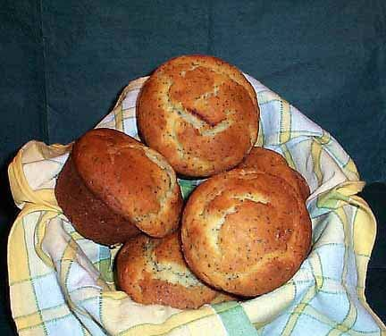 Otis Spunkmeyer Almond Poppy Seed Muffins you can make.