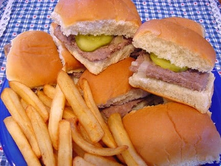 White Castle Hamburgers