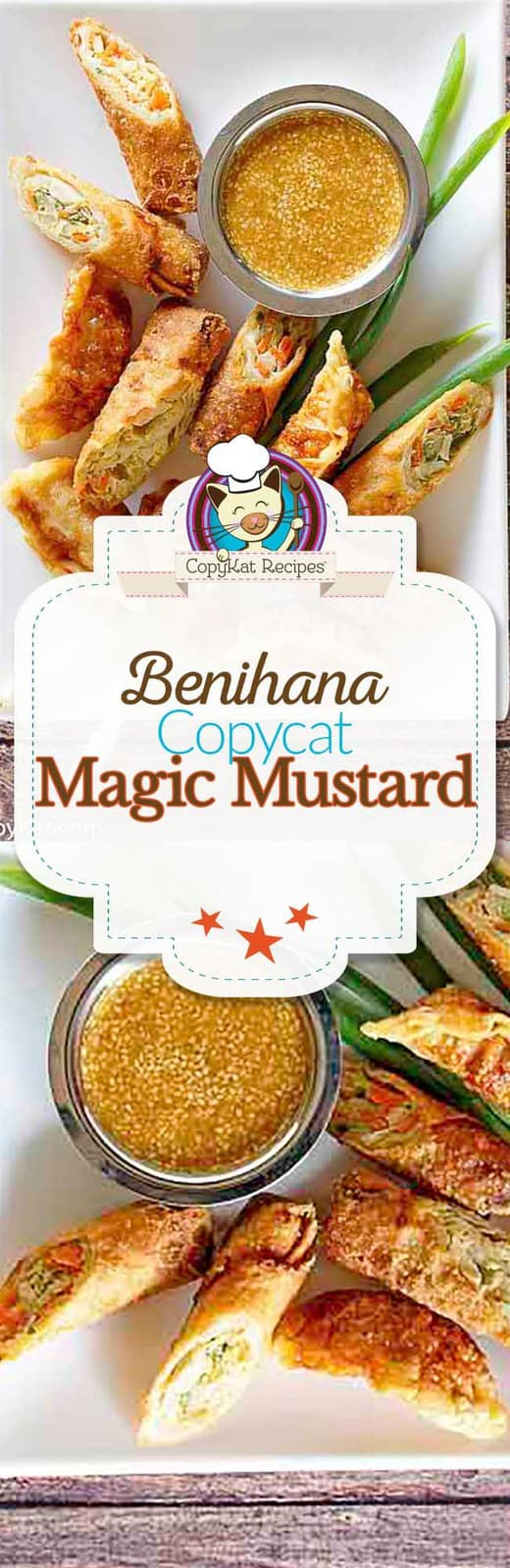 You can recreate Benihana Magic Mustard at home with a few simple ingredients.