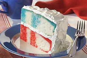 Holiday Poke Cake – make your holidays festive.