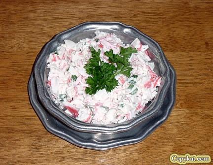 Albertson's Krab Salad