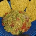 Chipotle Mexican Grill Guacamole