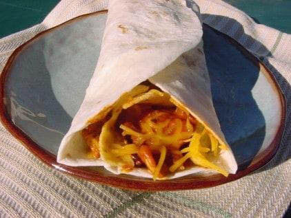 Sonic Frito Wrap