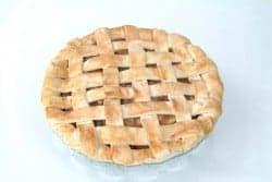 Apple Fare Pear Apple Pie