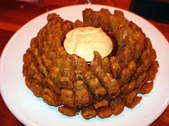 Outback Steakhouse Bloomin Onion
