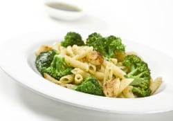 Pasta house con broccoli