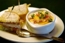 Bennigan's Ultimate Baked Potato Soup