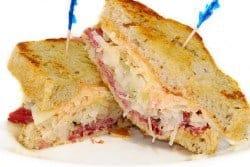 Juniors Reuben Sandwich