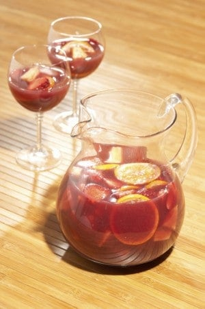 Vermouth sangria recipe