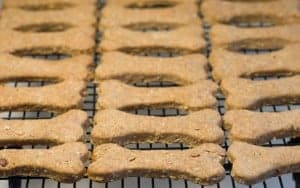 How to make dog biscuits Homemade Dog Biscuits