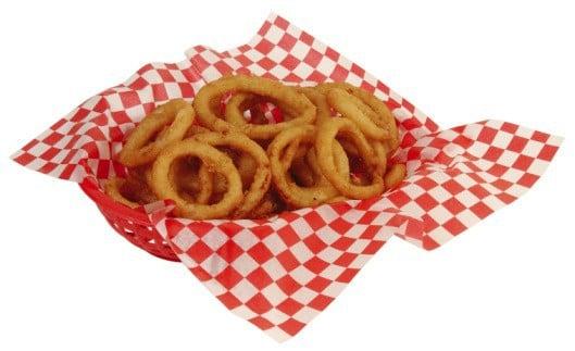Sonic Onion Rings