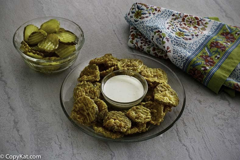 You can enjoy Hooters Fried Pickles at home with this copycat recipe.