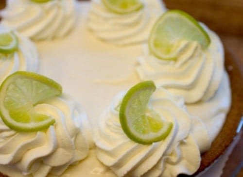pappadeaux key lime pie