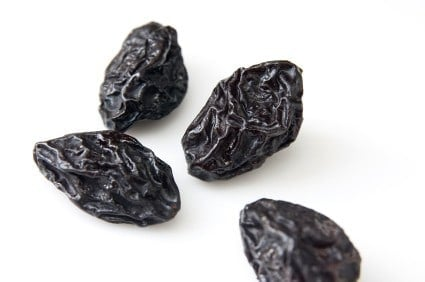 dried prunes for recipes