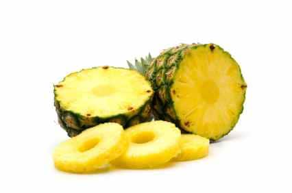 pineapple in recipes