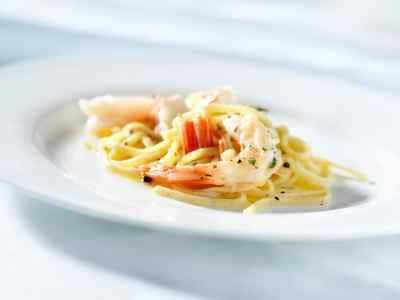 Shrimp with Garlic Butter and Shrimp
