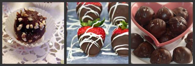 Love Bites three Valentines recipes you can make
