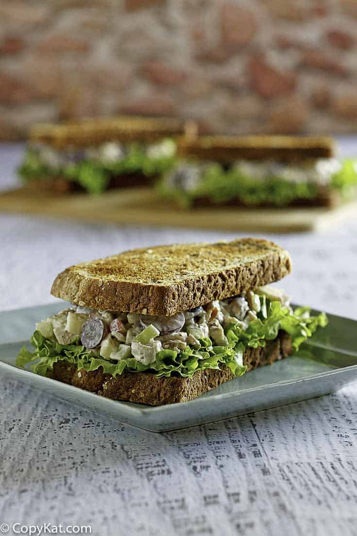 Recreate the Arby's Grilled Chicken Pecan Salad at home with this easy copycat recipe.