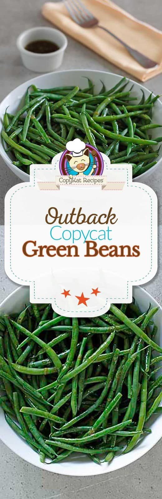 Recreate the famous Outback Steakhouse Steamed Green Beans at home with this easy copycat recipe.