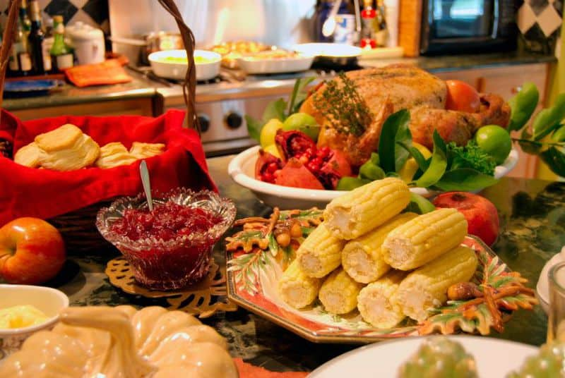 Thanksgiving Dinner Recommendations
