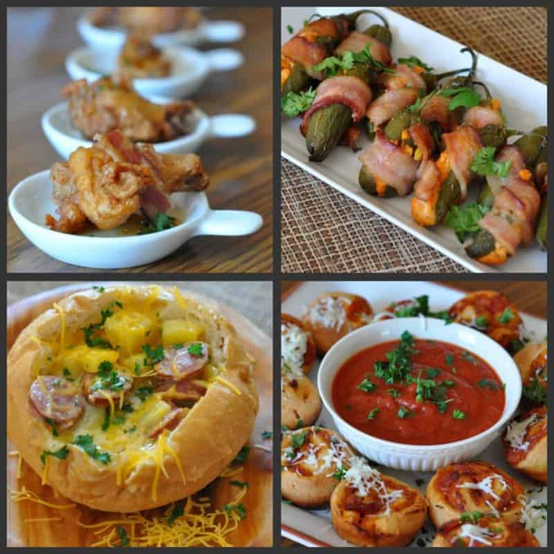Super Bowl Recipe Finalists