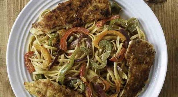 Olive Garden Chicken Scampi