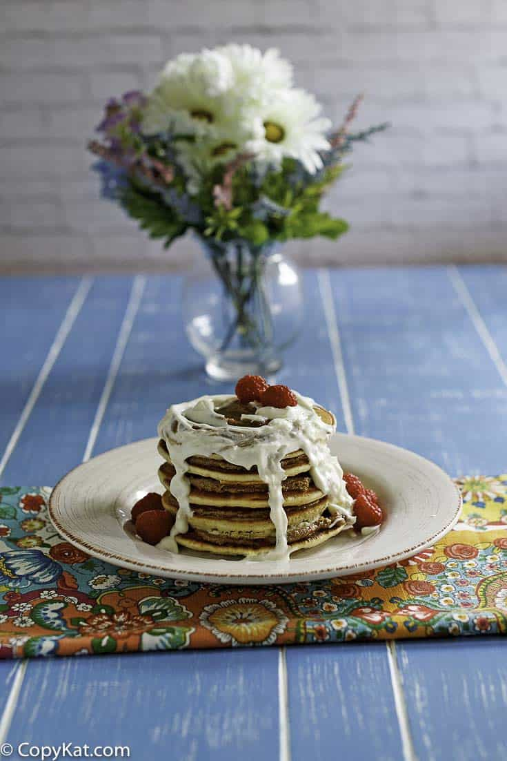 You can recreate the IHOP Cinn-a-stack at home with this easy copycat recipe.