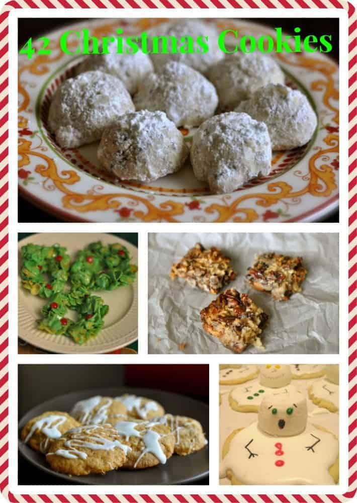 42 Cookie Ideas