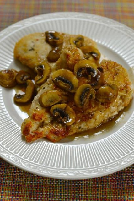 You can prepare this Olive Garden Chicken Marsala copycat recipe with this easy recipe.