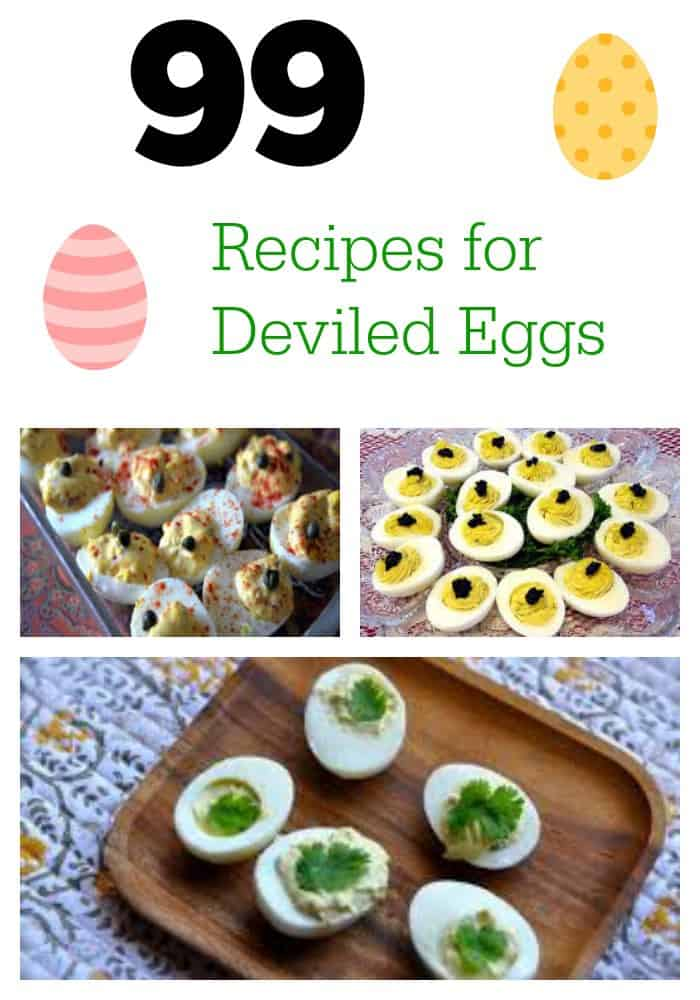 99 Recipes for Deviled Eggs