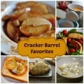 cracker barrel menu favorites
