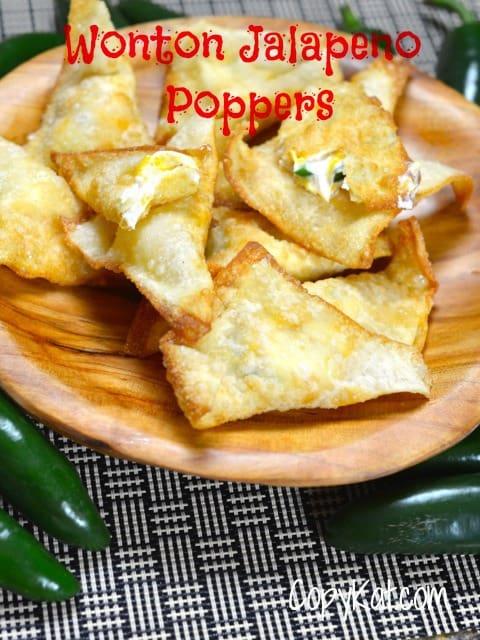 won ton jalapeno poppers