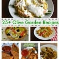 Olive Garden Favorite Copy Cat Recipes