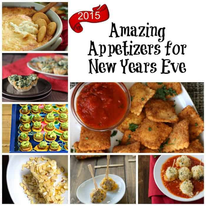Amazing appetizers for Appetizer ideas for new years eve party