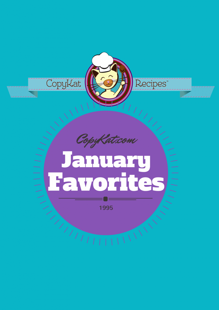 January Favorites 2015 from CopyKat.com
