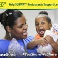 Subway You Share We Care
