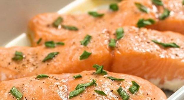 Simple Baked Salmon - Perfect For A Weeknight