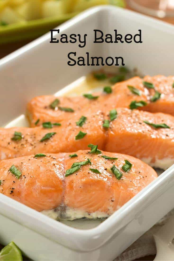 easy salmon recipes - photo #20