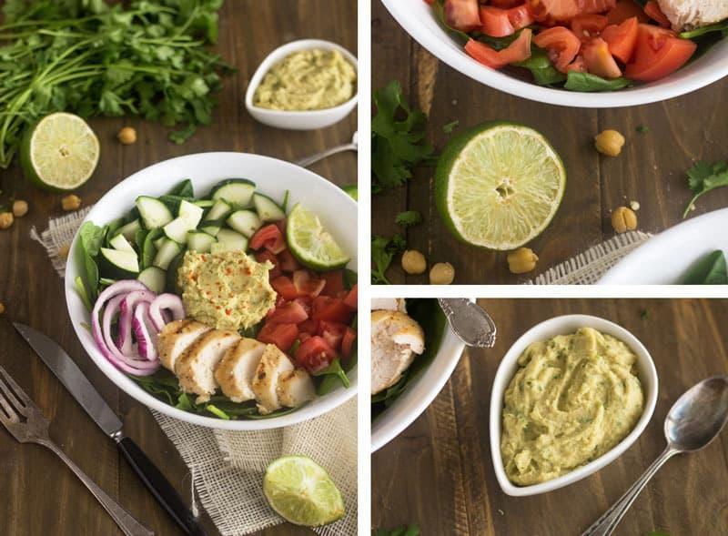 Panera Power Salad
