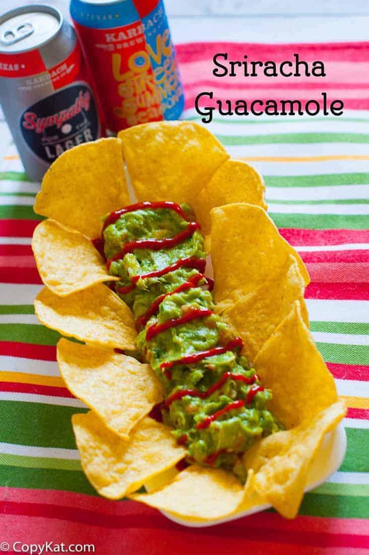 When Did Sriracha Guacamole Become the Best