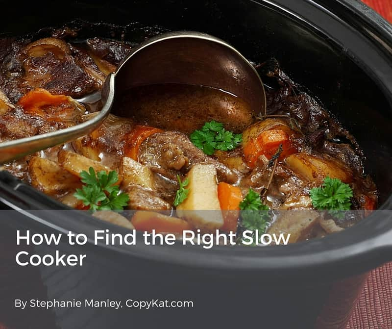 Ebay Guide for the Slow cooker
