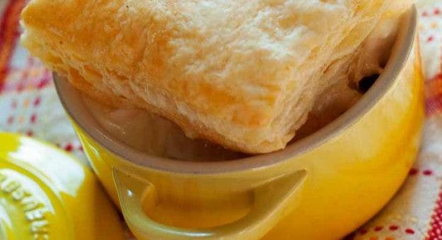 Jason's Deli Chicken Pot Pie