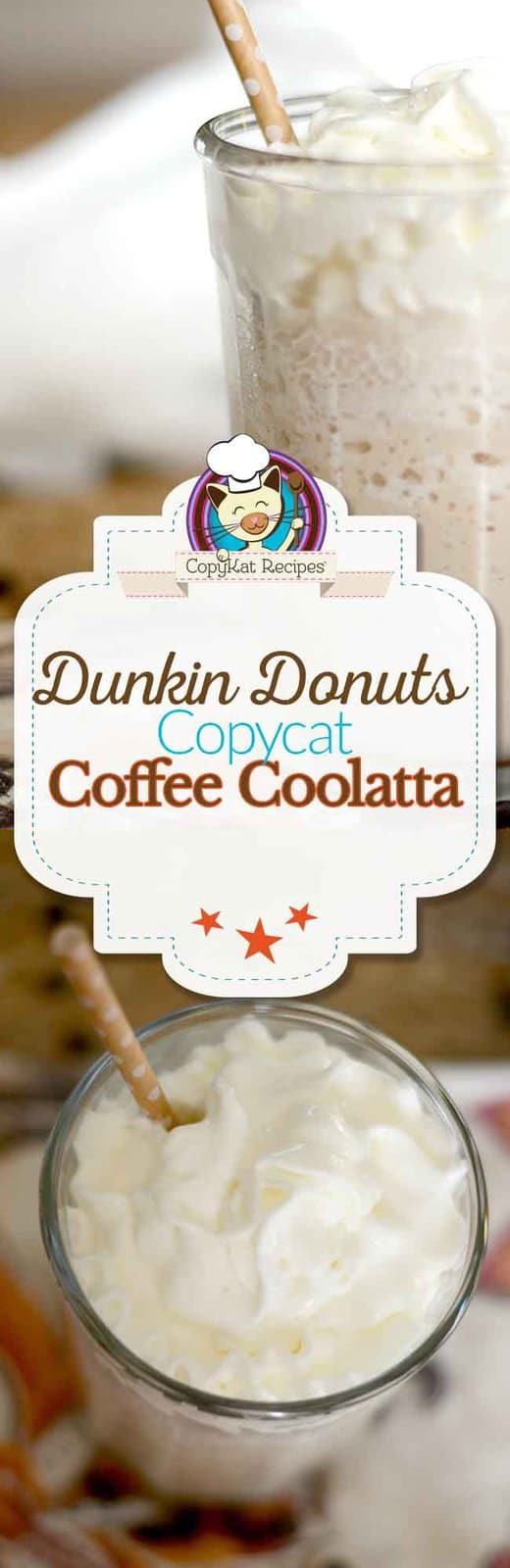 How to Make a Coffee Coolatta from Dunkin Donuts