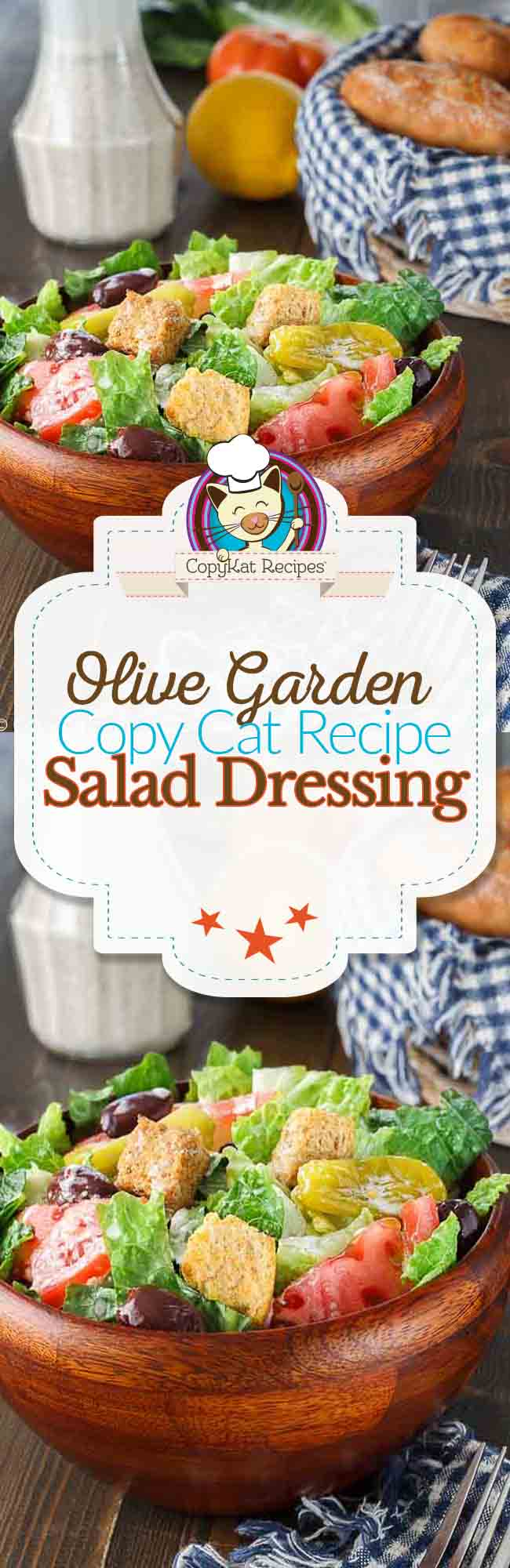 Make The Olive Garden Salad Dressing At Home. It Is So Easy.
