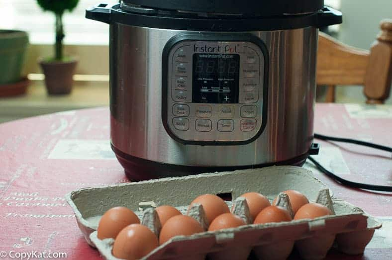 How to cook eggs in an Instant Pot
