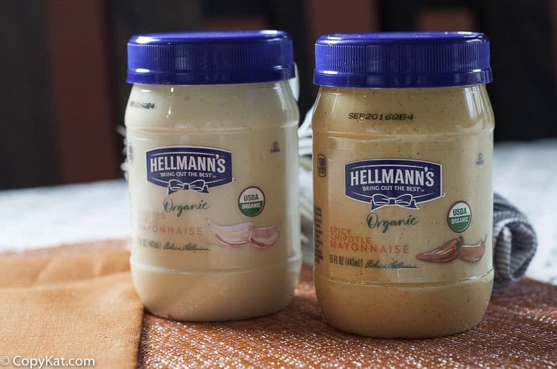 Try the new Hellman's or Best Foods Mayonnaise #HealthiersideofMayo.